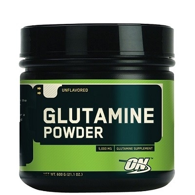 Optimum Glutamine Powder 630 Gram