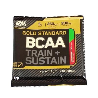 Optimum Gold Standard BCAA 19 Gr Tek Kullanımlık Saşe