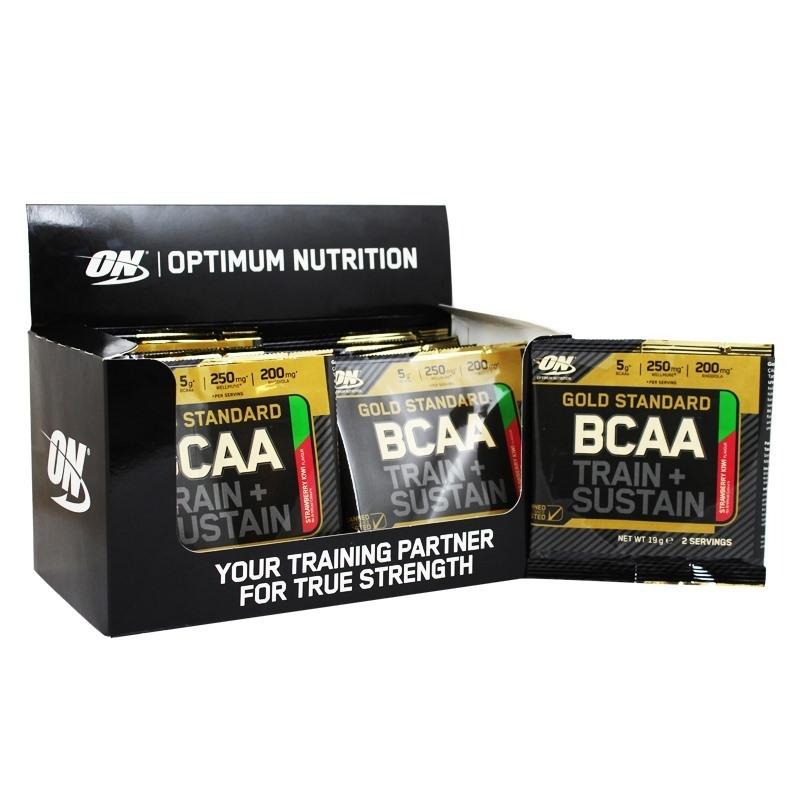 Optimum Gold Standard BCAA 19 Gr Tek Kullanımlık Saşe 24 Adet