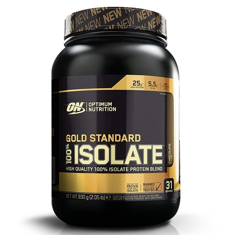 Optimum Gold Standard Isolate Protein 930 Gr