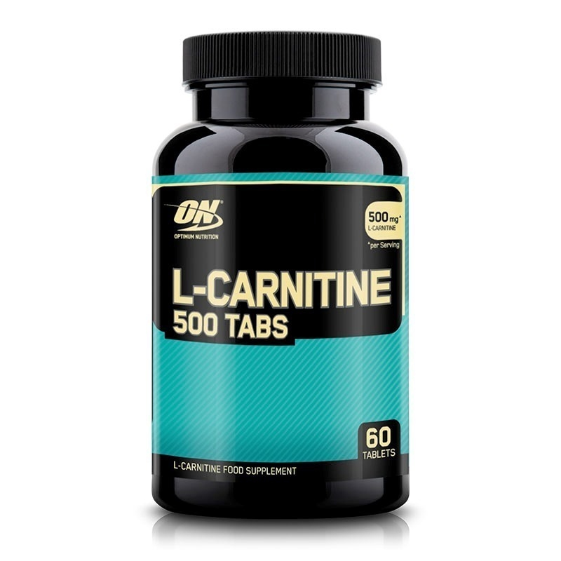 Optimum L-Carnitine 500 Mg 60 Tablet