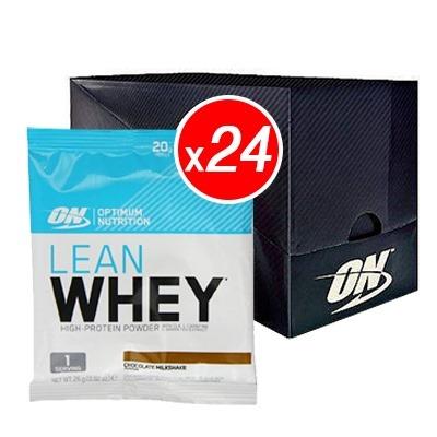 Optimum Lean Whey High-Protein Powder 26 Gr Tek Kullanımlık 24 Adet