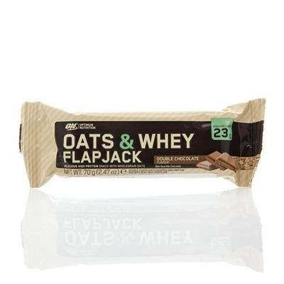 Optimum Oats & Whey Flapjack 70 Gr