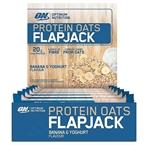 Optimum Protein Oats Flapjack 80 Gr 12 Adet