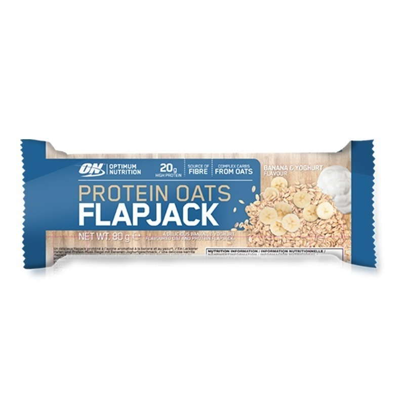Optimum Protein Oats Flapjack 80 Gr