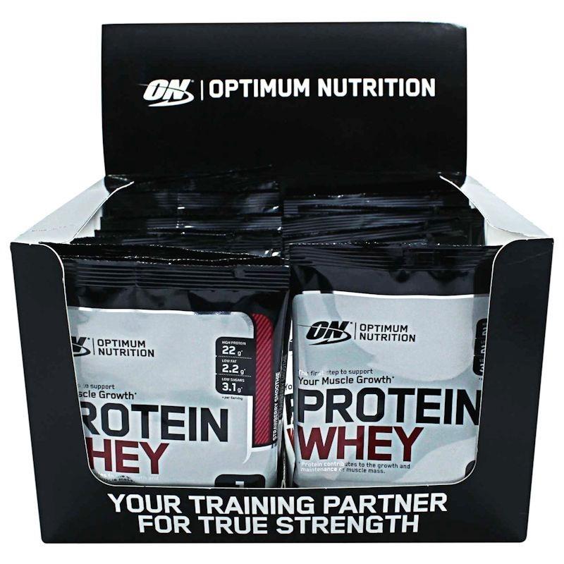 Optimum Protein Whey 32 Gr Tek Kullanımlık 24 Adet