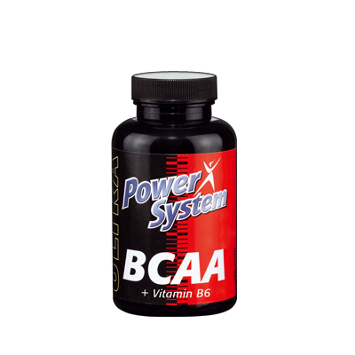Power System BCAA 120 Tablet