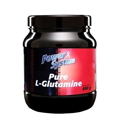 Power System Pure L-Glutamine 400 Gr