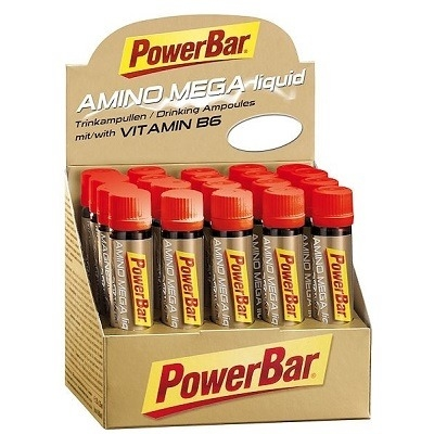 Powerbar Amino Mega Liquid 25ML 20 Adet