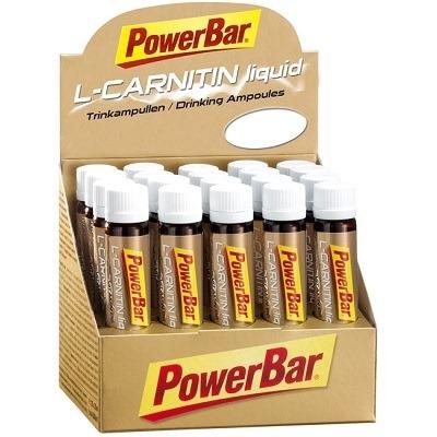 Powerbar L-Carnitine Liquid Shot 25ML 20 Adet