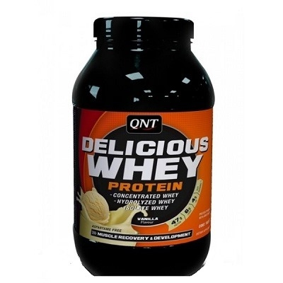 Qnt Delicious Whey Protein 2200 Gr