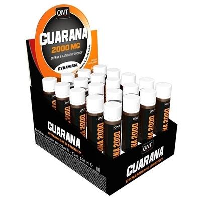 Qnt Guarana 2000 mg 20 Ampül