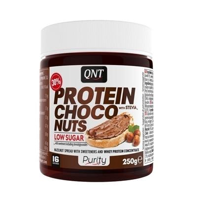 Qnt Protein Choco Nuts 250 Gr