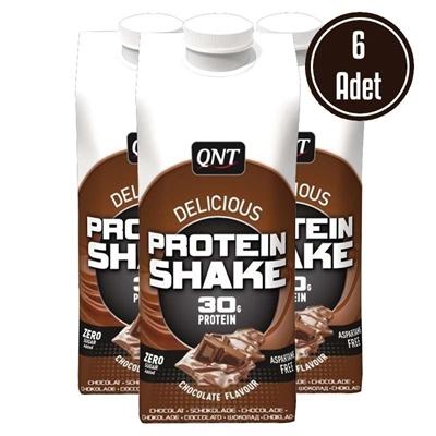 QNT Qnt Protein Shake 330 mL 6 Adet