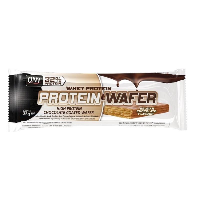 Qnt Protein Wafer Bar 35 Gr Gofret Protein Bar