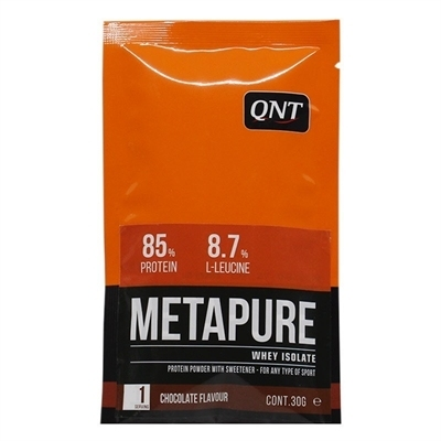QNT Qnt Zerocarb Metapure Whey Protein Isolate 30 Gr