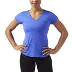 Reebok Activchill Tee T-Shirt Mavi