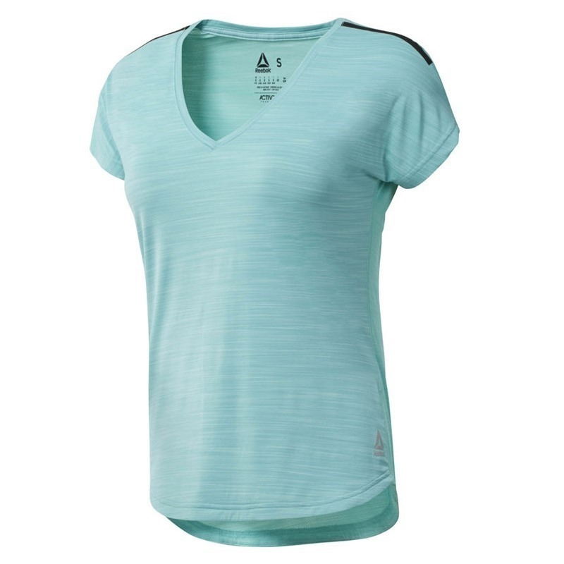 Reebok Activchill Tee T-Shirt Turkuaz