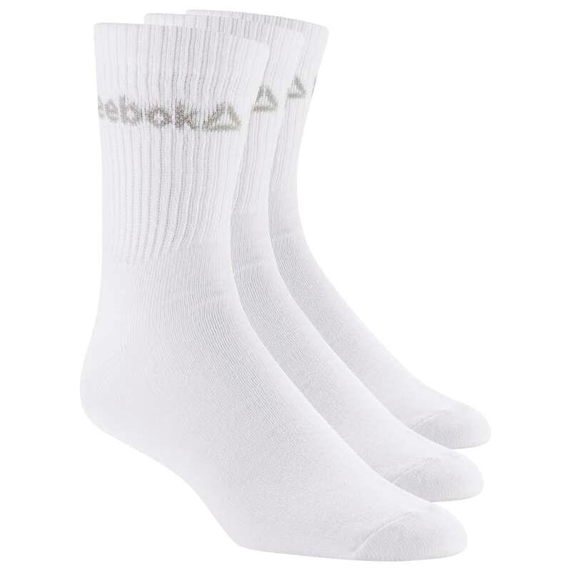 Reebok Active Core Crew Çorap 3'lü Paket - Beyaz