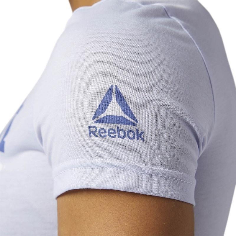 Reebok Crossfit F.E.F. Speedwick Kadın T-Shirt - Lila