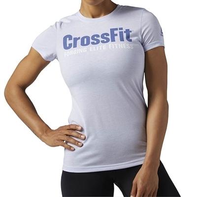 Crossfit F.E.F. Speedwick Kadın T-Shirt - Lila