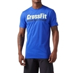 Reebok Crossfit Speedwick Graphic T-Shirt Mavi