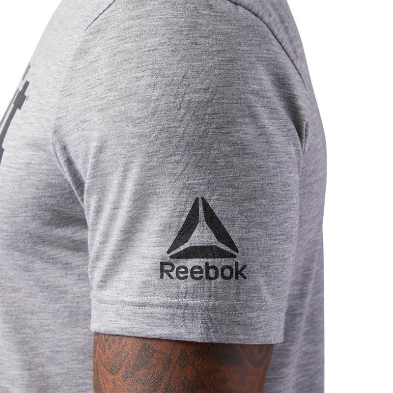 Reebok Crossfit Speedwick T-Shirt - Gri