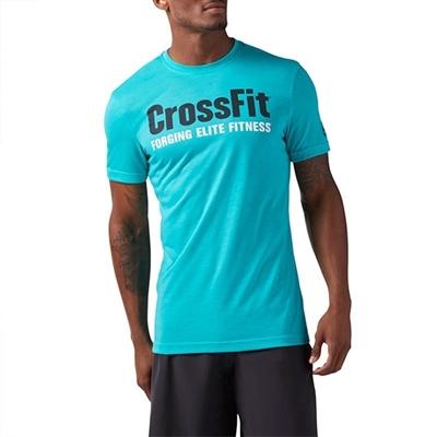 Reebok Crossfit Speedwick T-Shirt - Yeşil