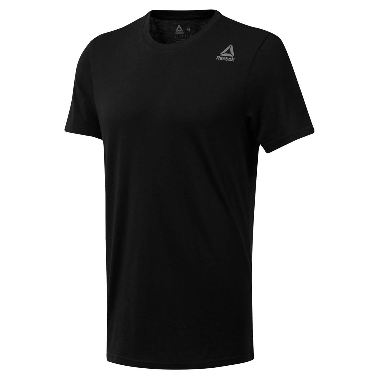 Reebok Elements Classic T-Shirt Siyah