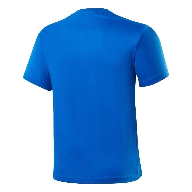 Reebok Graphic Series Stacked Tee T-Shirt Mavi