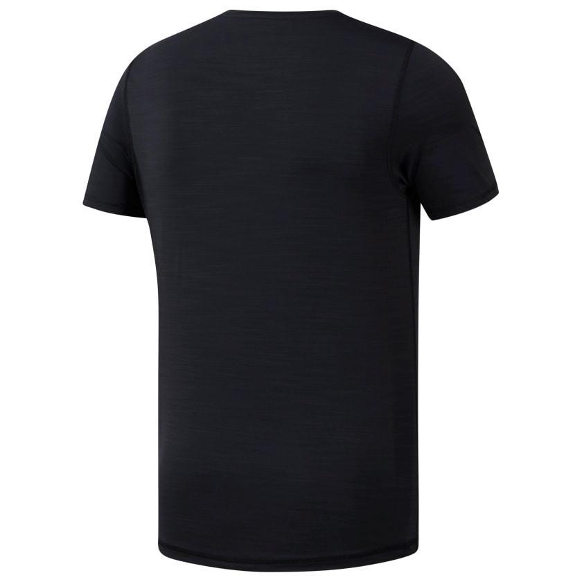 Reebok One Series Running Activchill T-Shirt Siyah