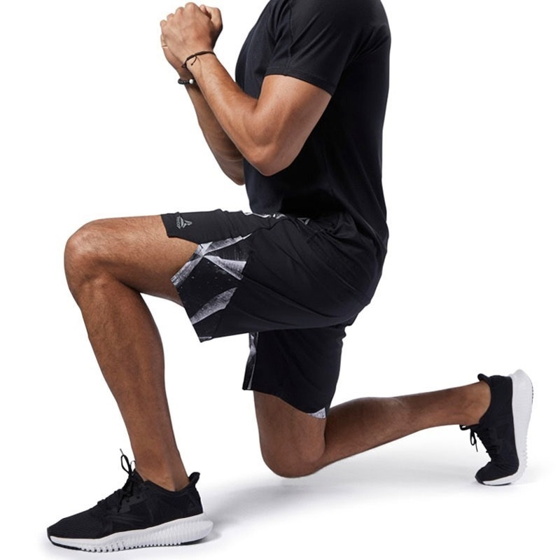 Reebok One Series Training Epic Şort - Siyah
