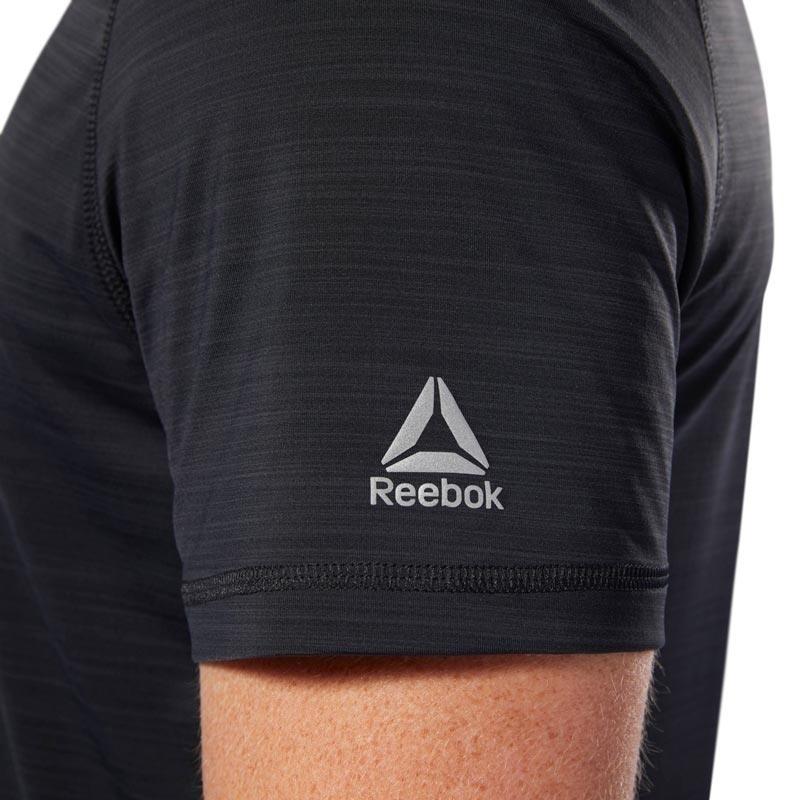 Reebok Running Activchill T-Shirt - Siyah