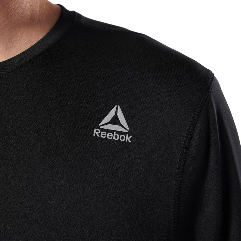 Reebok Running Essentials T-Shirt - Siyah