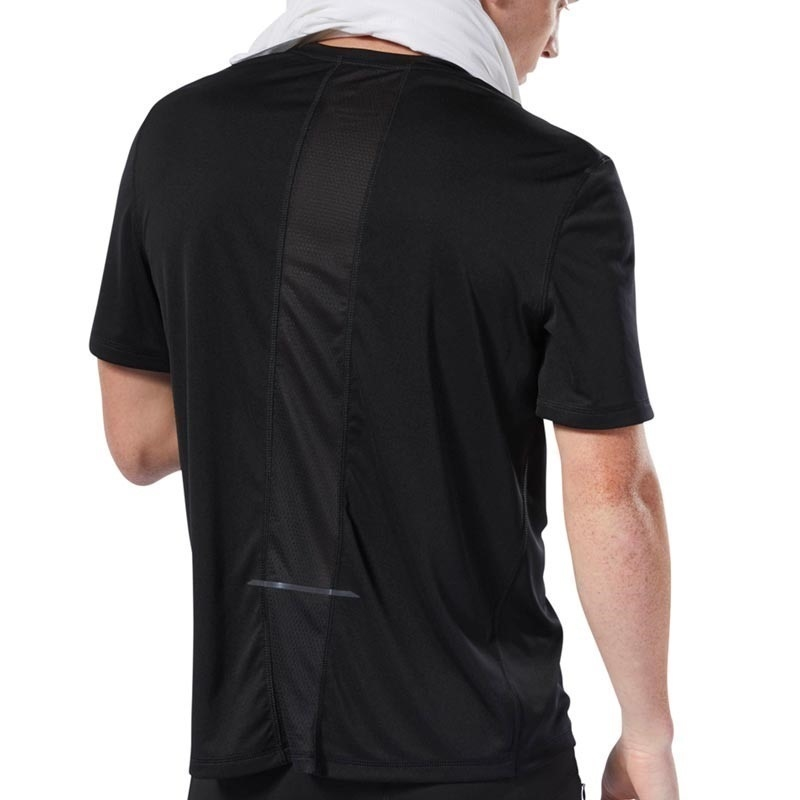 Reebok Running Essentials T-Shirt - Siyah