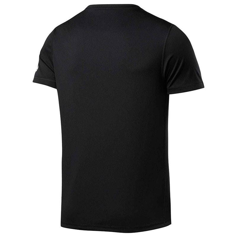 Reebok Wor We Comm Tech T-Shirt - Siyah