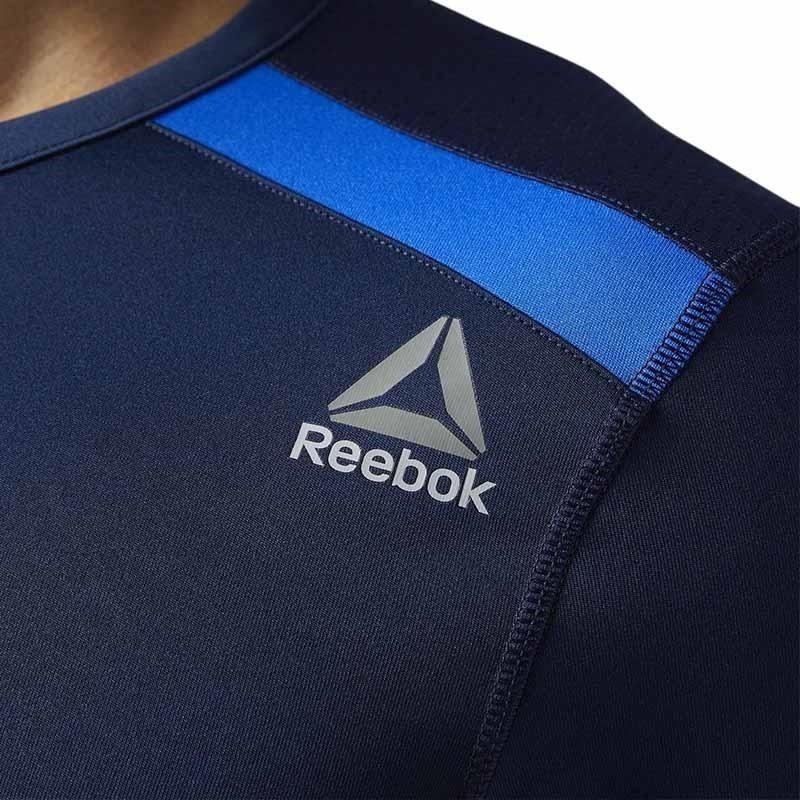 Reebok Workout Ready Tech T-Shirt - Lacivert