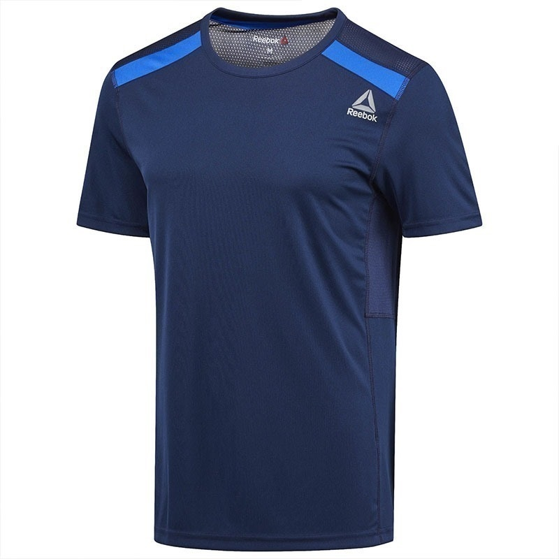 Reebok Workout Ready Tech T-Shirt - Lacivert
