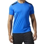 Reebok Workout Ready Tech T-Shirt - Mavi