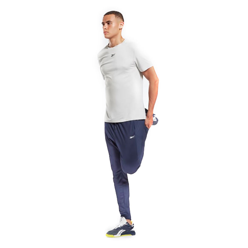 Reebok Workout Ready Track Pant Eşofman Altı Lacivert
