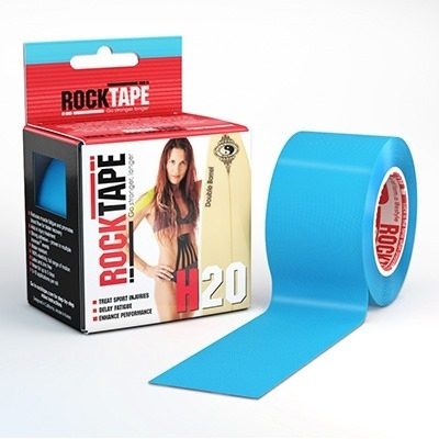 ROCKTAPE H2O 5 x 5 Mavi