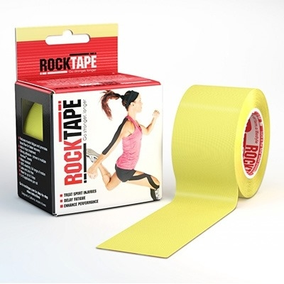 ROCKTAPE Yellow 5 x 5