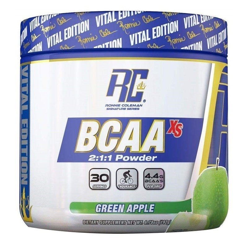 Ronnie Coleman Signature Series BCAA XS 2:1:1 Powder 183 Gr