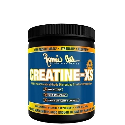 Ronnie Coleman Signature Series Creatine XS 300 Gr