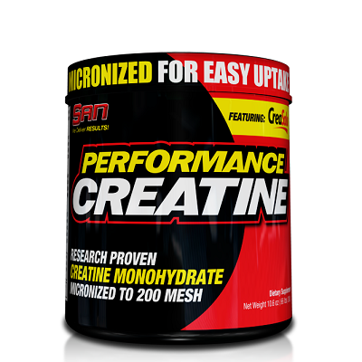 San Nutrition Performance Creatine 600 gr