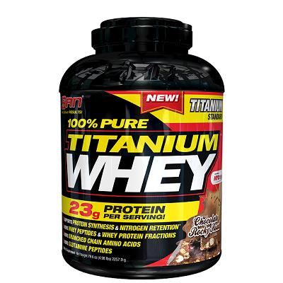 San Nutrition Titanium Whey Protein Tozu 2257 Gr
