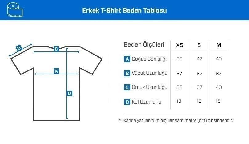 Sci-Mx T-Shirt Lacivert