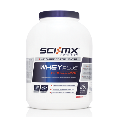 Sci-Mx Whey Plus Hardcore Protein 2100 Gr