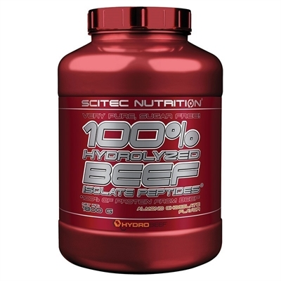 Scitec %100 Hydrolyzed Beef Isolate Protein 1800 Gr
