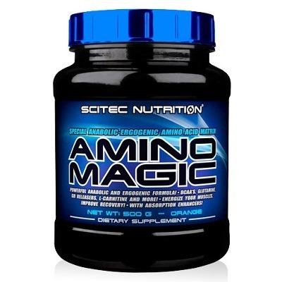 Scitec Amino Magic 500 Gr